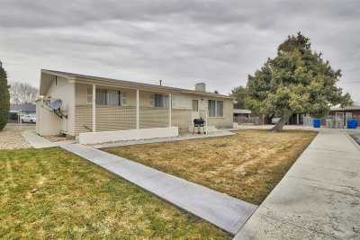 Nampa Multi Family Home For Sale: 123 N Stinson St.