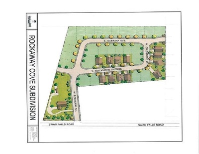 Residential Lots & Land For Sale: Swan Falls Road