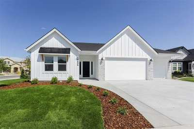 Nampa Single Family Home For Sale: 10366 Ryan Peak Drive