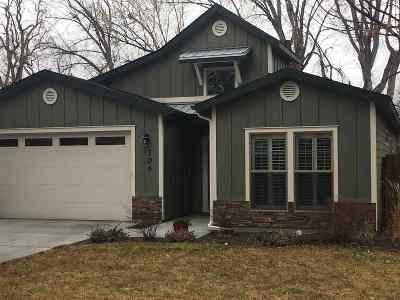Boise Single Family Home For Sale: 5108 W Cassia St