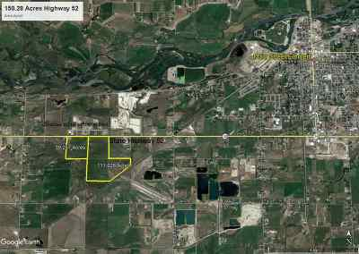 Emmett Residential Lots & Land For Sale: 2719 Highway 52 (Lot 2)