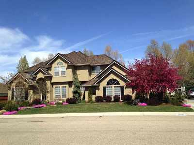 Boise Single Family Home For Sale: 2808 E. Parkriver Drive
