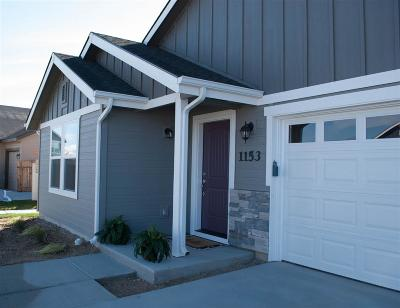 Caldwell Single Family Home For Sale: 14222 Fractus Dr.