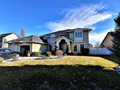 Meridian Single Family Home For Sale: 2260 W Los Flores