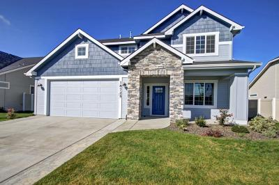 Meridian Single Family Home For Sale: 3535 W Lesina Street