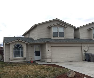 Nampa Condo/Townhouse For Sale: 2817 Laurel Way
