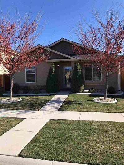 Meridian Single Family Home For Sale: 4482 N Price Ave