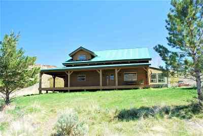 Hansen Single Family Home For Sale: 2648 Rock Creek Rd.