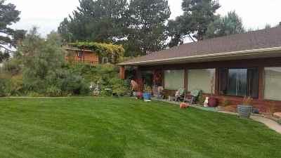 Emmett Single Family Home For Sale: 9701 N Highway 52