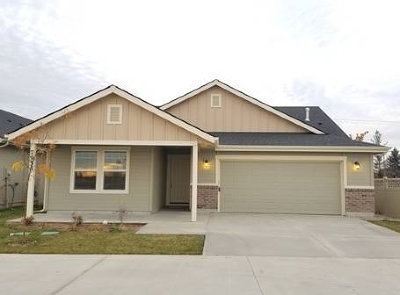 Kuna Single Family Home For Sale: 2201 N Greenville