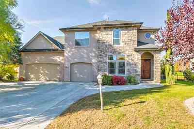 Eagle Single Family Home For Sale: 1573 S Lakemoor Way