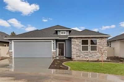 Boise, Meridian, Nampa, Eagle, Caldwell Single Family Home For Sale: 858 N. Ash Pine Way