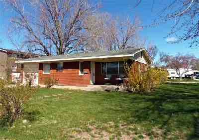 Mountain Home Single Family Home For Sale: 410 Gridley Place