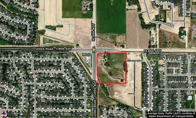 Meridian Residential Lots & Land For Sale: 1515 W Ustick Road