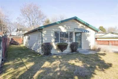 Payette Single Family Home For Sale: 240 S Iowa Avenue