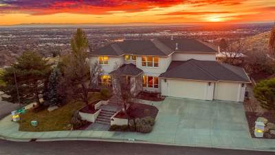 Boise Single Family Home For Sale: 3813 W Quail Heights