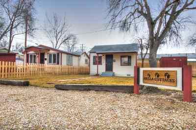 Boise ID Multi Family Home Back on Market: $369,900