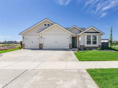 Boise, Meridian, Nampa, Eagle, Caldwell Single Family Home New: 5328 S McCurry