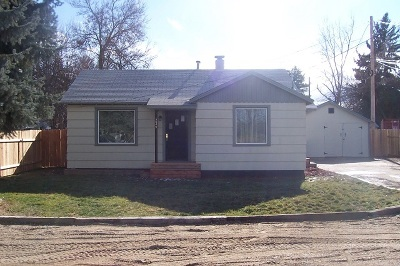 New Plymouth Single Family Home For Sale: 239 SW Locust