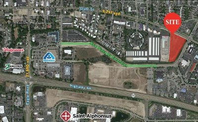 Eagle Residential Lots & Land For Sale: 933 E State Street