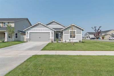 Kuna Single Family Home For Sale: 6977 S Nordean