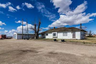 Single Family Home For Sale: 18973 Hwy 95