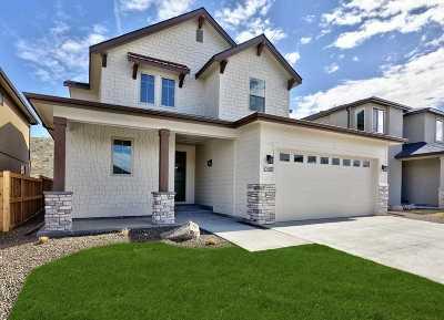 Boise Single Family Home For Sale: 5260 S Hakkasan