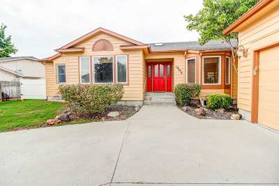 Boise, Eagle, Meridian Single Family Home Price Change: 10746 W Treeline Ct