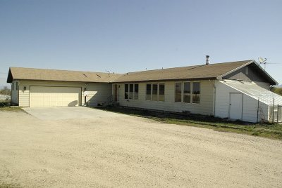 Meridian Single Family Home Back on Market: 398 Locust Grove