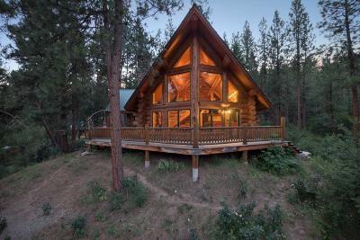 Boise Single Family Home For Sale: 50 Yellow Pine Lane