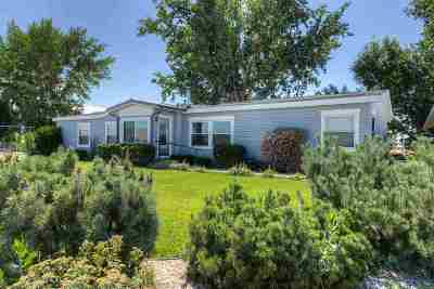 Weiser Single Family Home For Sale: 518 Us Hwy 95