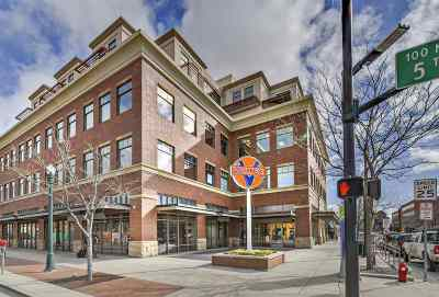 Boise Condo/Townhouse For Sale: 420 W. Main St