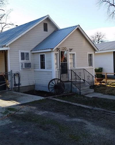 New Plymouth Single Family Home For Sale: 120 SW Park