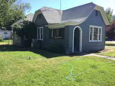 Weiser Single Family Home For Sale: 1003 E Main
