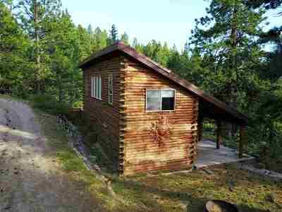 Cascade Single Family Home For Sale: 461 Hilltop Rd