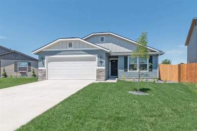 Caldwell Single Family Home For Sale: 11851 Cambria St.