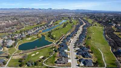 Boise, Eagle, Garden City, Kuna, Meridian, Middleton, Nampa, Star, Caldwell Single Family Home For Sale: 1512 W Oakhampton Dr