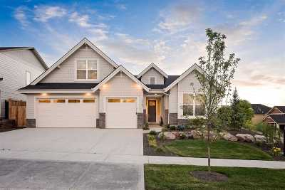 Meridian Single Family Home For Sale: 5355 S McCurry Way