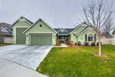 Meridian Single Family Home For Sale: 3076 W Tenuta Street
