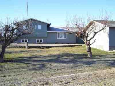 Fruitland ID Single Family Home For Sale: $289,500