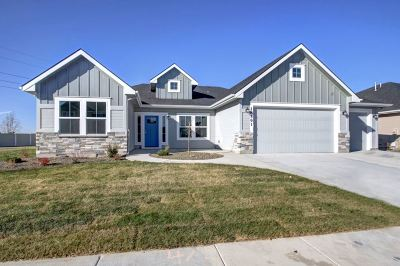 Kuna Single Family Home For Sale: 2179 W Henna St.