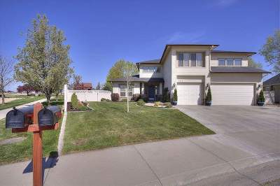 Meridian Single Family Home For Sale: 2972 W Torana