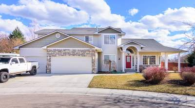 Meridian ID Single Family Home Back on Market: $415,000