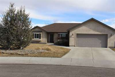 Jerome Single Family Home For Sale: 1352 Summer Place