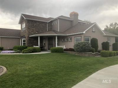 Bliss, Kimberly, Gooding, Hagerman, Jerome, Twin Falls, Filer, Wendell Single Family Home For Sale: 699 Morning Sun