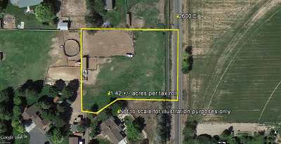 Twin Falls ID Residential Lots & Land For Sale: $119,900