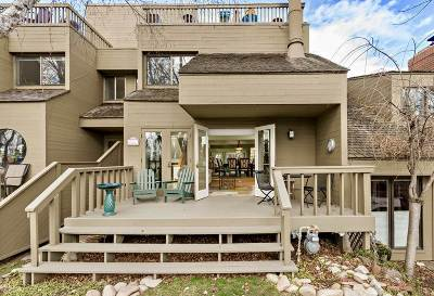 Boise Condo/Townhouse For Sale: 1219 E Kimberley Lane