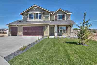 Kuna Single Family Home For Sale: 618 W Quaking Aspen Dr.