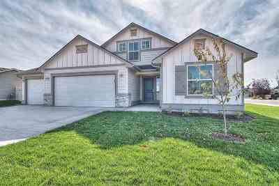 Kuna Single Family Home For Sale: 2642 N Iditarod Way