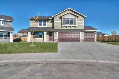 Kuna Single Family Home For Sale: 2618 N Iditarod Way